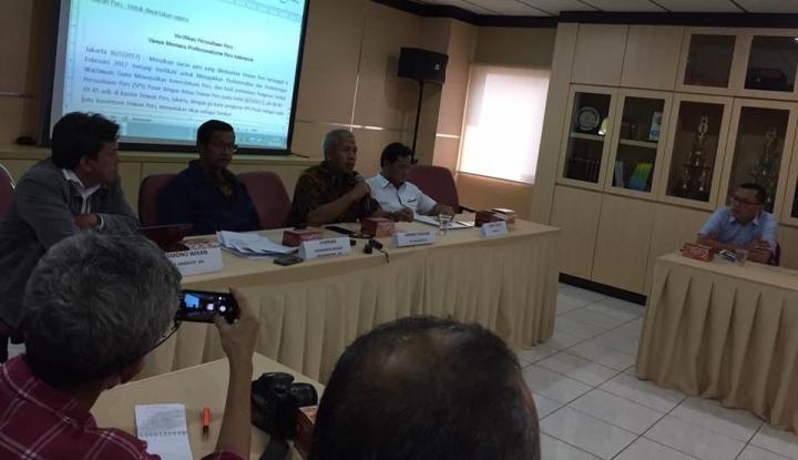 Foto Berita Akankah 2019 Muncul Media Sejenis Obor Rakyat? Begini Antisipasi Dewan Pers