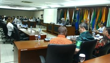 Foto DPD Awasi Mekanisme Penerimaan Negara Bukan Pajak