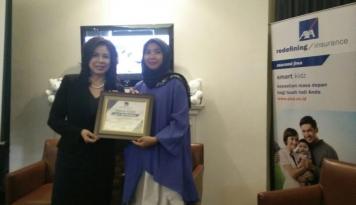 Foto AXA Financial Indonesia Tawarkan Solusi Masyarakat Modern