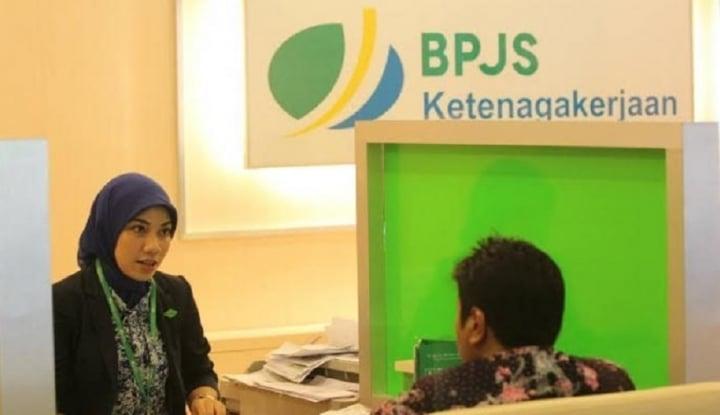 tingkatkan peserta, bpjs ketenagakerjaan purwakarta libatkan baznas