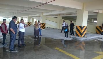 Foto Gedung Parkir Balikpapan Senilai Rp98 Miliar, Segera Operasional
