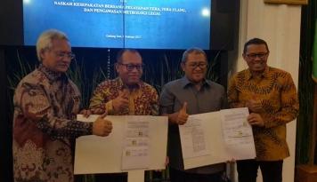 Foto Kelola Dana TKI, Bank BJB-BPJS Ketenagakerjaan Bangun Skema  Chanelling