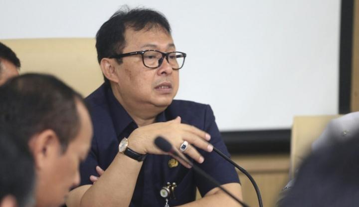 Foto Berita Hanura Tugaskan Cawalkot Bandung Jalin Komunikasi Politik