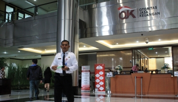 Foto OJK Segera Terbitkan Aturan Keuangan Berkelanjutan