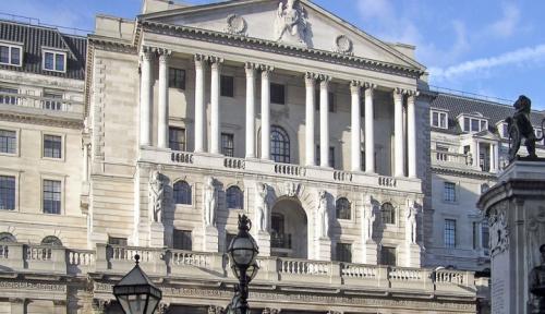 Foto Bank of England Sebut Efek Trump Baik untuk Perekonomian Inggris