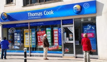 Foto Rugi di Kuartal Pertama, Thomas Cook Targetkan Segmen Upmarket