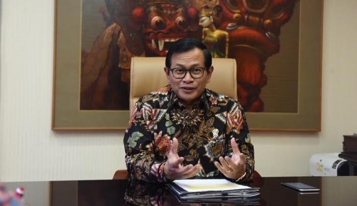 Agus Dkk Lawan UU KPK ke MK, Respon Istana Santai. . . - Warta Ekonomi