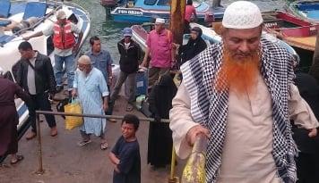 Foto 8 WN Bangladesh Diamankan Imigrasi Balikpapan