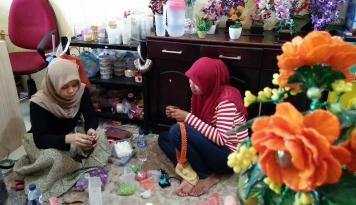 Foto Telkom Dukung Pengembangan 47 UMKM Kalsel