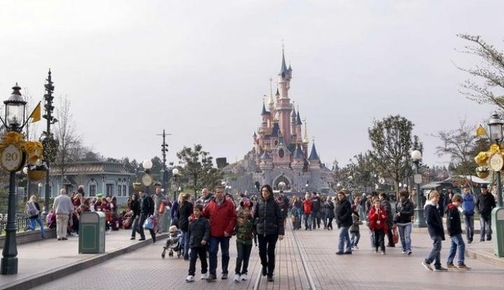 Jakarta Mau Dibangun Disneyland dan Legoland, Tapi... - Warta Ekonomi