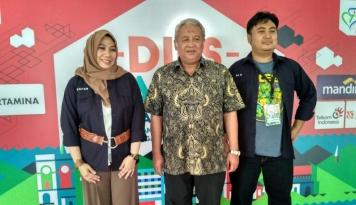Foto Dies Natalis Pertama, UP Gelar Ramah Tamah