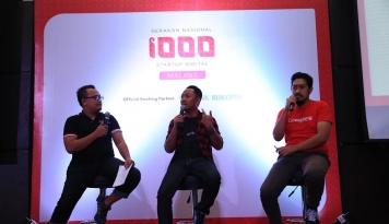 Foto Coworking Space Dukung Gerakan 1000 Startup Digital