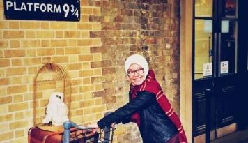 Foto Dari Reseller Baju Muslim, Kini Studi S3 di Belanda