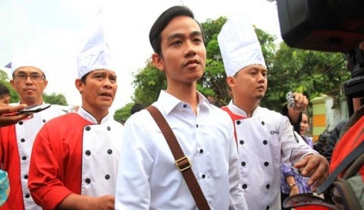Foto Berita Putra Jokowi Tak Kampanyekan Ayahnya, Loh Kenapa Ya?