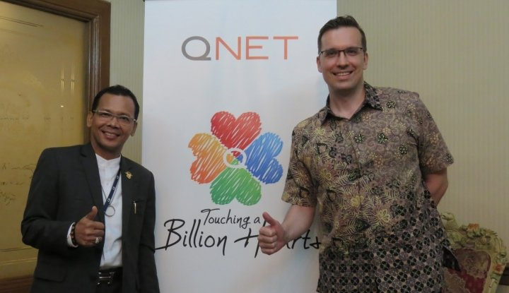 Qnet Indonesia Akui Bukan Bisnis Ilegal