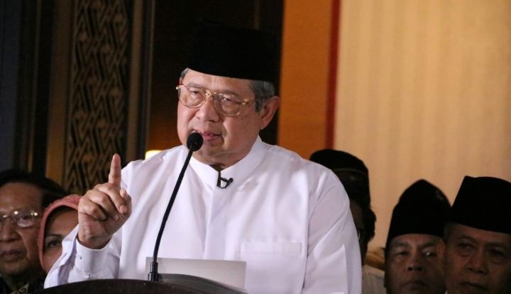 Foto Berita SBY: Demokrat Tolak Angket DPR Karena Bahayakan KPK