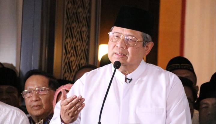 Foto Berita SBY: Saya Pernah Jadi Korban Hoax