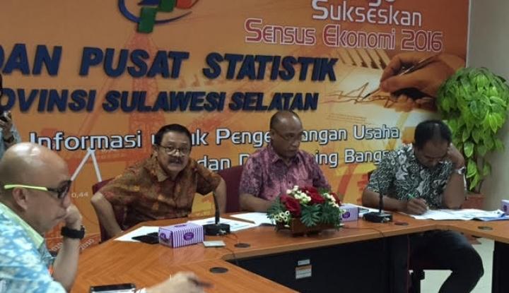 Foto Berita BPS: NTP Sulsel Naik 0,72 Persen pada November 2017