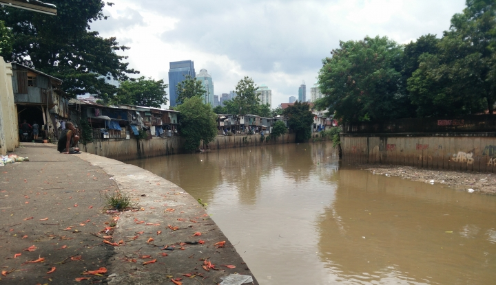 Foto Berita Jakarta Banyak Buaya, Anies-Sandi Bakal Sisir Rumah Warga
