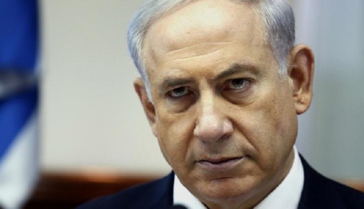 Foto Berita Dituduh Korupsi, Netanyahu Didesak Mundur
