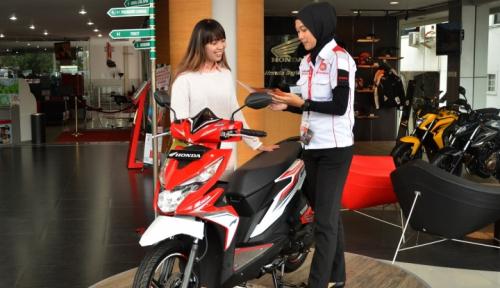 Foto Dongkrak Penjualan Motor, FIF Luncurkan Kredit Kilat