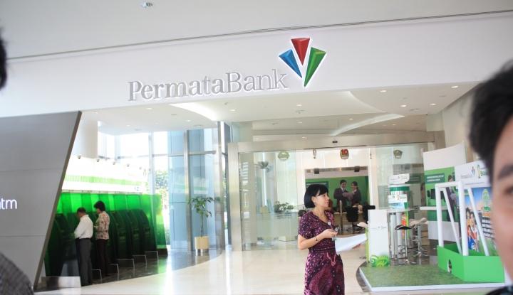 Bank Permata Bukukan Pertumbuhan Kredit 11% - Warta Ekonomi