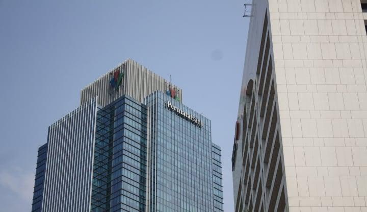 3 Tahun Lagi, Bank Mandiri Pastikan Bank Permata Akan. . . - Warta Ekonomi