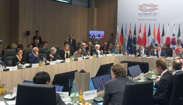 Foto Kerja Sama Internasional Kunci Pencapaian Agenda 2030