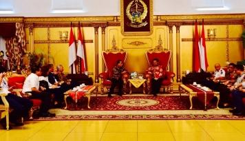 Foto Menhub Genjot Percepatan Proyek Rel Kereta Api Trans-Sulawesi