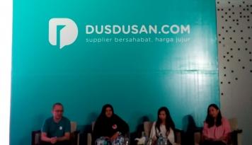 Dusdusan.com Gandeng Merdis International untuk Tambah Lini Produk