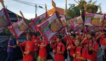 Foto Indofood Kerek Laba Jadi Rp1,96 Triliun di Kuartal I