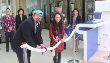 Foto Bank Indonesia Resmikan BI Corner di Kampus UMN