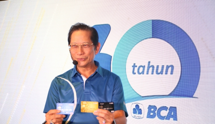 BCA Catat 32 Juta Transaksi Per Hari saat Lebaran - Warta Ekonomi