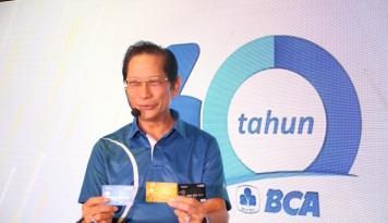 Foto BCA Catat 32 Juta Transaksi Per Hari saat Lebaran