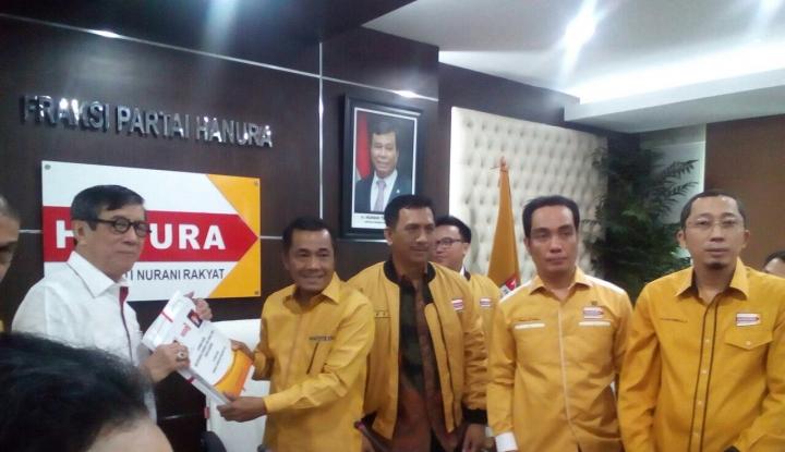 Foto Berita Hanura Minta KPU dan DPR Segera Proses Penggantian Anggota