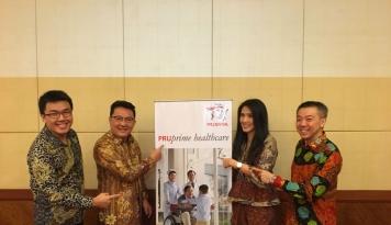 Foto Prudential Indonesia Luncurkan PRUprime Healthcare di Medan