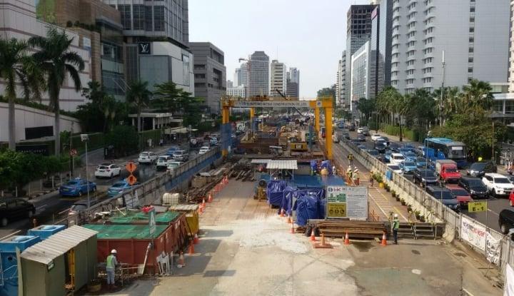 Foto Berita Jabodetabek jadi Proyek Percontohan Kota Transportasi Berkelanjutan