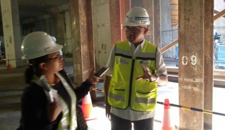 Foto Berita Pembiayaan Proyek MRT, Pemprov Tunggu Persetujuan DPRD