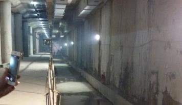 Foto Pembangunan Fase II MRT Diharapkan Secepatnya