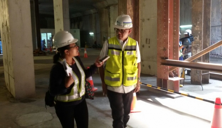 Foto Berita Anggaran Proyek MRT Tunggu Persetujuan DPRD DKI