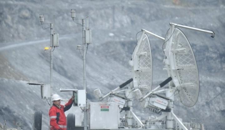 Foto Berita Freeport Tutup Tambang Terbuka Tahun Depan