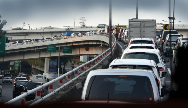 Foto Berita Dishub DKI Siapkan Rekayasa Lalin Hindari Proyek Infrastruktur