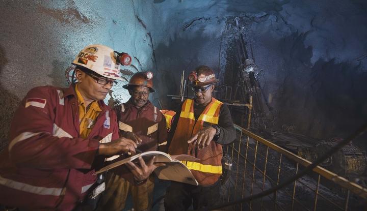 Foto Berita Freeport: Peran Digitalisasi Sektor Tambang Makin Dominan