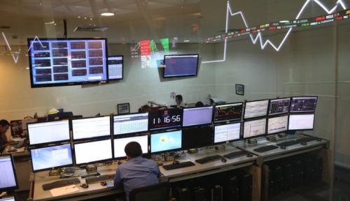 Foto Kapitalisasi Pasar di BEI Catat Rekor Baru