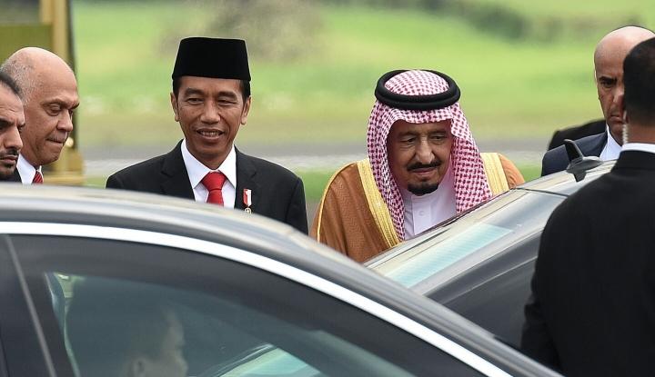 Foto Berita Ketika Raja Salman Tertarik Bisnis Halal di Indonesia