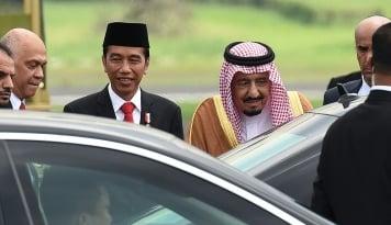 Foto Jokowi Dijadwalkan Buka Kongres Ekonomi Umat