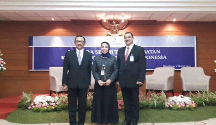 Foto Berita Juda Agung Terima Jabatan Kepala BI Kanwil Jawa Barat