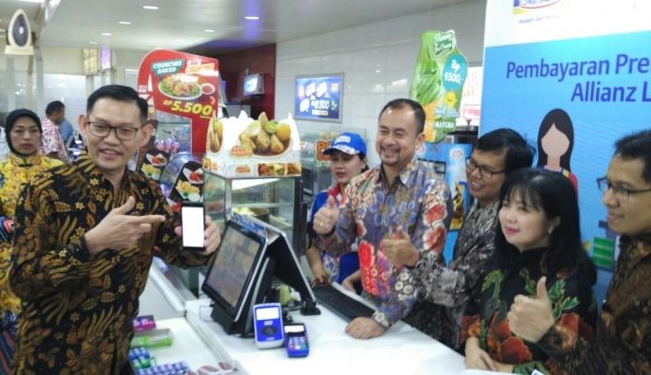 Foto Berita Indomaret di Bali Catat Kenaikan Penjualan Uang Elektronik 10%