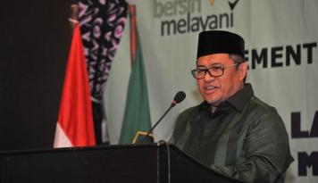 Foto Aher Ucapkan Selamat Ultah ke Jokowi