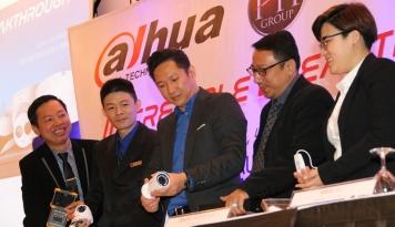 Foto Dahua Technology Perkenalkan Kamera Dan Recorder Pintar Super Kompatibel